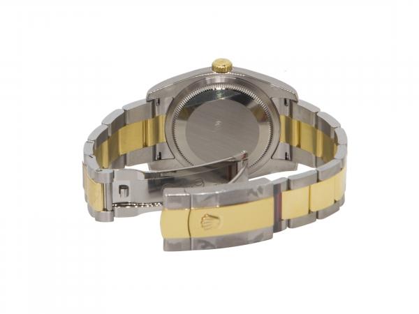 Rolex Datejust 36mm St Gelbgold