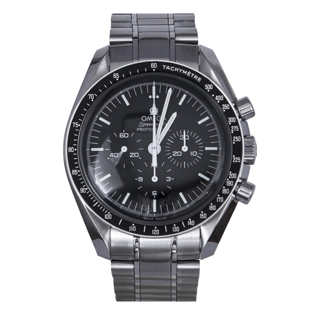 Omega Speedmaster Moonwatch Hesalitglas